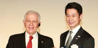 """Representantes de karate, judo, taekwondo y otros atletas nacionales podrán tener campamentos de preparación previos a Juegos Olímpicos Tokio 2020, gracias a un """"histórico acuerdo deportivo"""" entre el Comité Olímpico Mexicano (COM) y la Prefectura de Hiroshima, Japón."""