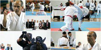 Competencias de kata y kumite, así como exhibición de katas tradicionales y de kendo, y la asistencia de algunos de los primeros competidores mexicanos de karate, fueron parte de las actividades de la 2ª Copa Shihan Miguel Bustos Lobato, con la que se hizo un homenaje 'in memoriam' a uno de los fundadores de la Federación Mexicana de Karate y Artes Marciales Afines y pilares de las artes marciales japonesas en el país.