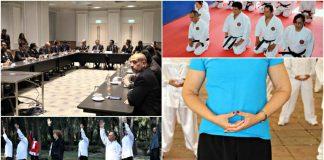Una oportunidad para hacer uso de las diferentes técnicas de artes marciales, meditación y otras relacionadas, podría abrirse en la capital del país, luego de que la Secretaría de Salud de la Ciudad de México (SEDESA-CDMX) propuso campañas para prevenir estrés laboral y enfermedades crónicas, entre otros padecimientos.