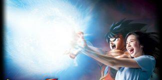 ¿Te imaginas sentir la energía y fuerza de un golpe asestado por Goku en una de sus fases de Súper Sayajin (SSJ), o la energía que se desprende de un kamehameha? Tampoco nosotros, pero esto es lo que podrán sentir y vivir los afortunados que sean testigos de 'Dragon Ball Z The Real 4D: Super Budokai Tenkaichi'.