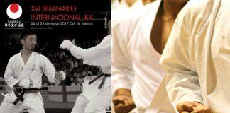 La Japan Karate Association (JKA) México, llevará a cabo su XV Seminario Internacional, el cual será impartido por Sensei Ryosuke Shimizu, considerado uno de los mejores instructores del estilo Shotokan en el mundo, y quien además ha sido reconocido por su gran carrera como competidor, en la especialidad de kumite.