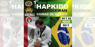La organización Hankook Hapkido Kuk Sool Kwan realizará su primer seminario abierto a todo público en la Ciudad de México, donde se abordarán técnicas de defensa, contra-ataques y pelea en piso, características de su técnica reconocida a nivel mundial.