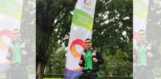 """El único representante de México en Muaythai, Ivan Valenzuela """"Bam Bam"""", quedó cerca de acceder a la ronda de semifinales en los World Games Wroclaw 2017, la segunda justa más deportiva más importante sólo detrás de Juegos Olímpicos."""