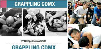 Inició la cuenta regresiva para el cierre de inscripciones para el 2º Abierto de Grappling CDMX, donde practicantes de artes marciales y deportes de contacto podrán demostrar sus habilidades y técnicas de sumisión para vencer a su oponente.