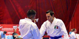 El primer atleta mexicano de karate en participar en Juegos Olímpicos para Sordos o Sordolimpiadas, en Samsun, Turquía, Miguel Rocha Márquez, logró colocarse en 5º lugar de su categoría en la competencia internacional.