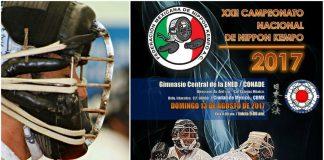 La Federación Mexicana de Nippon Kempo (FMNK) dio a conocer la convocatoria y póster oficial de XXII Campeonato Nacional, en el cual surgirá el equipo que conformará la selección nacional para el Mundial de la especialidad en Italia.