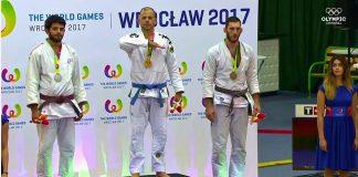 Tal como lo había afirmado desde meses atrás, el mexicano Dan Schon se impuso en jiujitsu ne-waza en The World Games 2017, al conquistar la Medalla de Oro para México, con lo cual se convirtió en el máximo exponente de la disciplina en el país y del mundo.