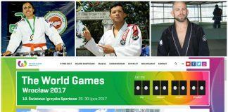 A poco más de una semana de que inicien The World Games Wroclaw Polonia 2017 ─la segunda justa más importante después de Juegos Olímpicos─, los mexicanos Verónica Herrera, Eduardo Gutiérrez y Dan Schon, se reportaron listos para representar a México en el arte marcial de Jiujitsu.