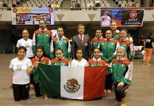 Medallas de oro, plata y bronce logró ganar el equipo mexicano de karate-do Casa de las Mercedes –donde se da albergue a niñas y jóvenes en situación de riesgo–, en el XIII Torneo Mundial de la World Shotokan Karate Federation (WSKF), en Tokio, Japón.