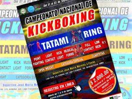 Atletas de más de 14 estados del país estarán presentes en el Campeonato Nacional de Kickboxing que se realizará el próximo fin de semana, el cual será parte del proceso selectivo para conformar a la Selección Nacional que participará en torneos internacionales de 2018.