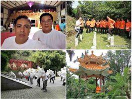 Una gran aventura dentro viven dos mexicanos en China, quienes por 40 días tienen la encomienda de conocer y aprender la esencia del kung fu, la Danza del León, idioma chino y otros aspectos de la cultura en Guangzhou.