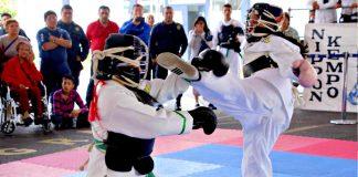 En un ambiente de emociones y disciplina se desarrolló el Primer Torneo Nacional de Cintas Negras de Nippon Kempo, organizado por la Secretaria de Seguridad Pública de la Ciudad de México (SSP-CDMX).