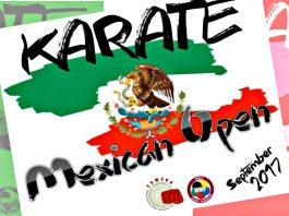 Por cuarto año consecutivo, se llevará a cabo el Abierto Mexicano de Karatedo 2017, el cual también será considerado dentro del proceso selectivo para eventos Juegos Olímpicos de la Juventud, entre otros eventos.