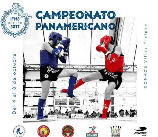 Más de cien competidores de 14 países, 19 de ellos mexicanos, se darán cita en las instalaciones de la Comisión Nacional de Cultura Física y Deporte (CONADE) Tlalpan, para ser parte del Campeonato Panamericano de Muaythai 2017.