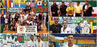 Con garra y buen nivel técnico, la Selección Mexicana de Jiujitsu sacó la casta azteca en el pasado Campeonato Panamericano Cancún, Quintana Roo 2017, al conquistar el 2º lugar del medallero general.