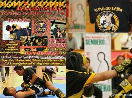 Practicantes de diferentes técnicas marciales fueron invitados a poner en práctica sus habilidades en el combate de sumisión y de contacto completo como full contac, kickboxing y shootfighting en el Torneo Kung Do Lama CDMX 2017.