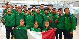 Con recursos propiosde familiares, amigos y la bandera de México por delante, un grupo de 14 atletas viajó a Kazan en Rusia para formar parte del 14° Campeonato Mundial, que se desarrollará del 26 de septiembre al 4 de octubre, y donde enfrentarán a la élite de la disciplina.