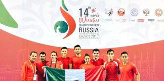 Integrantes de la Selección Nacional de Wushu pusieron en alto el nombre de México y dieron un gran paso a nivel internacional, al colocarse en el Top-Ten del 14° Campeonato Mundial de Kazán, Rusia 2017, al que acudieron con recursos propios, de familiares y amigos.