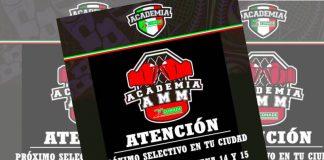 Tijuana, Chihuahua, Monterrey y Guadalajara serán el escenario donde se desarrollará la segunda fecha de la Academia CONADE de Artes Marciales Mixtas (MMA, por sus siglas en inglés), cuyo objetivo será detectar talentos para desarrollarlos y llevarlos al alto rendimiento.
