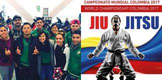 """Con la frase """"No hay dinero de CONADE, pero queremos ir al mundial"""", integrantes de la Selección Mexicana de Jiujitsu iniciaron una campaña para recabar fondos económicos para para acudir al Campeonato Mundial en Colombia 2017."""