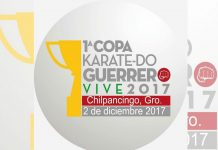 Con el objetivo de desarrollar el talento deportivo por medio de la competitividad, la ciudad de Chilpancingo será sede de la 1ª Copa de Karate-Do Guerrero Vive 2017, al cual han sido invitados todos los practicantes de esta disciplina a nivel nacional, y donde habrá premios especiales y en efectivo.