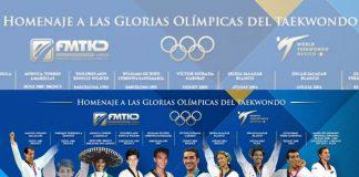 Por primera vez en la historia del taekwondo de México, se rendirá un merecido homenaje a todos los atletas de la disciplina que han conquistado una presea en los Juegos Olímpicos, entre ellos la triple medallista María del Rosario Espinoza.