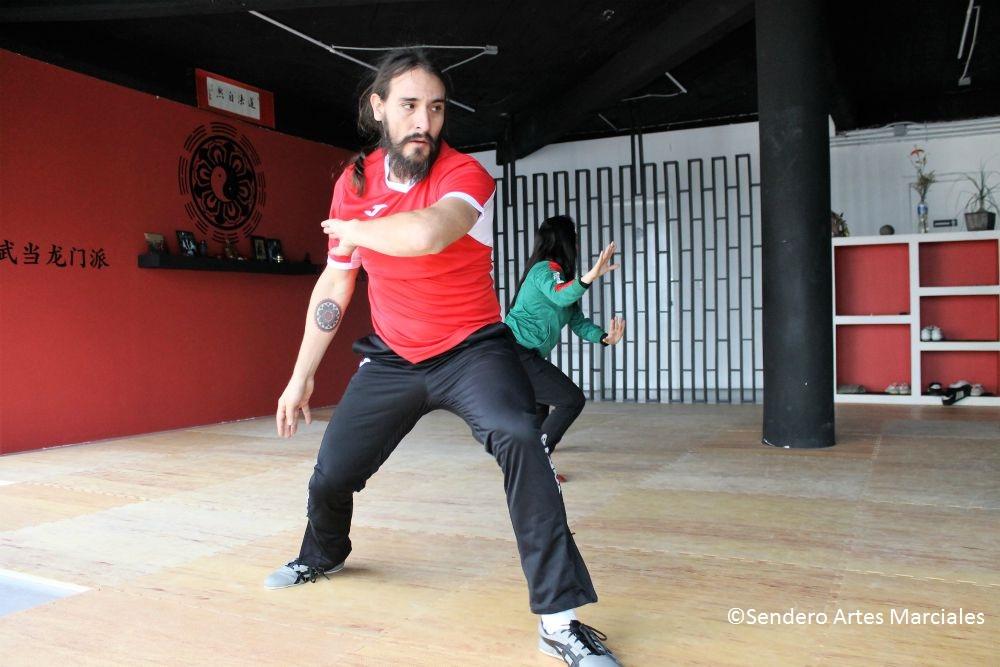 Leonel Pedraza, Seleccionado Nacional Wushu Kung Fu
