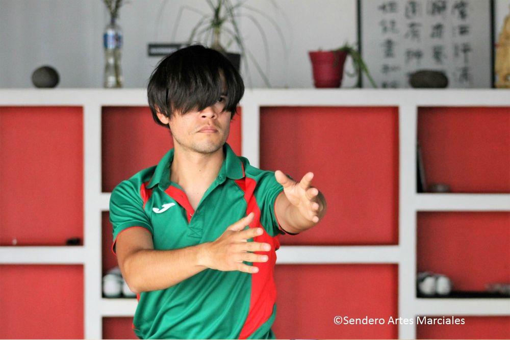 Gerardo Reynoso, Seleccionado Nacional Wushu Kung Fu