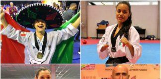 Gracias a la conquista de una medalla de oro, otra de plata y una más de bronce, la Selección Mexicana de Para-Taekwondo logró una actuación histórica en el Campeonato Mundial Londres 2017, certamen que sumó puntos en la clasificación a Juegos Paralímpicos.
