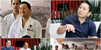 El karate-do deportivo debe ir más allá de la competencia y convertirse en un estilo de vida para alcanzar una armonía en toda la existencia del practicante, y así lograr ser parte del Budo, afirmó Master Hiroyoshi Okazaki, Cinta Negra 9º Dan, Presidente de la International Shotokan Karate Federation (ISKF).