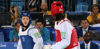 La triple medallista olímpica en la disciplina de taekwondo, María del Rosario Espinoza, aseguró que 2017 fue muy buen año para ella y que 2018 será decisivo para su participación en los Juegos Olímpicos de Tokio 2020.