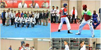 Integrantes de la Selección Mexicana de Taekwondo juvenil y mayores tuvieron su última evaluación y un dual meet de cara a compromisos internacionales del próximo año, entre ellos el Campeonato Mundial, Olímpicos de la Juventud y Centroamericanos y del Caribe 2018.