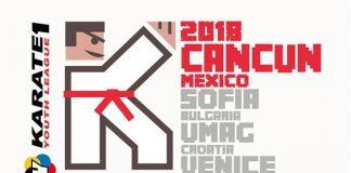 Fue confirmada la inclusión de Cancún, en México, como sede de la Karate 1-Youth League 2018 (Liga Juvenil), la nueva competencia de la World Karate Federation (WKF), creada para reforzar e impulsar la popularidad que ha alcanzado la disciplina del Camino de la Mano Vacía entre los practicantes de 12 a 17 años de edad.