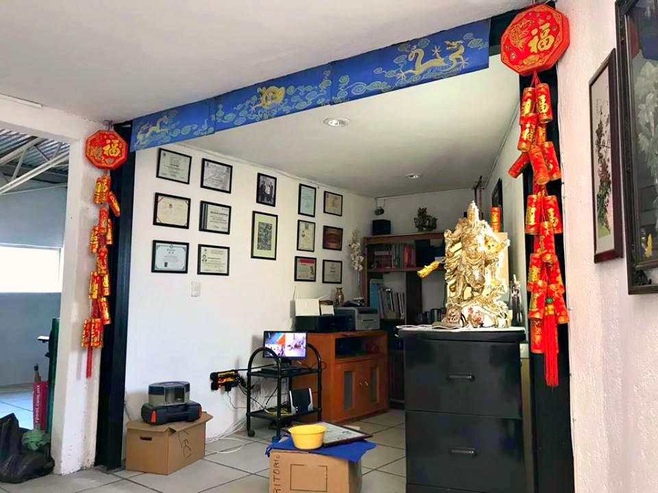 La organización Jip-Do Centro de Estudios Superiores de Wushu y Medicina Tradicional China (CES-WUSHU), celebra el año nuevo con instalaciones nuevas, donde además de continuar con la impartición de estas disciplinas, será centro para organizar de eventos y reuniones de artes marciales.