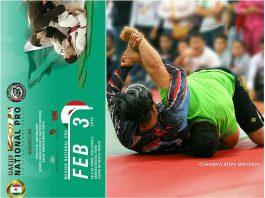 Atletas de 18 países se encuentran listos para quedar vencedores sobre los tatamis del México National Pro Jiu Jitsu Championship-Gi CDMX, y ganar puntos para el Abu Dhabi World Professional Jiu Jitu Championship 2018, en los Emiratos Árabes Unidos, desde donde este gran evento será monitoreado.