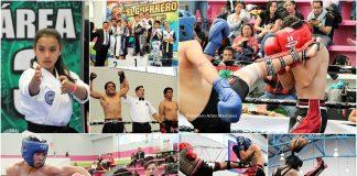 Competidores novatos y de talla internacional, fueron parte del Campeonato Estatal de Kickboxing 'El Guerrero Jaguar', con el cual arrancaron las competencias para acumular puntos que los lleve a estar considerados en la Selección de la Federación Nacional de Kickboxing (FENAKIB).