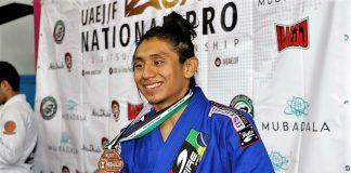 Luego de ganar la medalla de bronce en el New York National Pro Jiu-jitsu Championship, el mexicano Orlando Yeh, se encuentra en el primer lugar su categoría en el ranking mundial de la UAE Jiu Jitsu Federation.