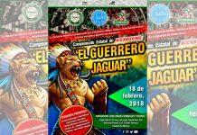 """Un gran evento de peleas sobre el ring y el tatami se espera para este fin de semana, cuando se llevé a cabo el Campeonato Estatal """"El Guerrero Jaguar"""", donde acudirán los mejores exponentes de la Asociación de Kickboxing del Distrito Federal y la Asociación del Estado de México."""