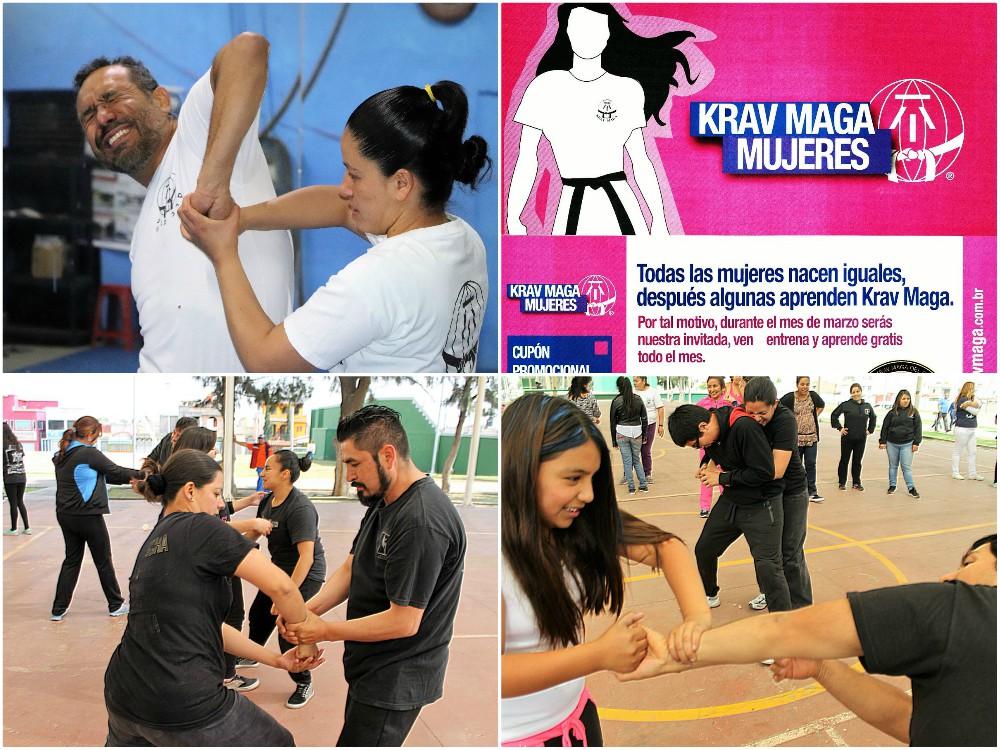 Gran interés ha generado el mes gratuito de entrenamiento en defensa personal para mujeres en todos los Centros de Enseñanza de la Federación Sudamericana de Krav Maga (FSAKM), el cual iniciará este marzo para conmemorar el Día Internacional de la Mujer, así como para hacer frente a las agresiones que sufre el sector femenino en la sociedad.